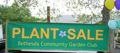 BCGC's Plant Sale